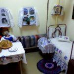 В хате у тети Гали