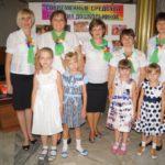 Наши дети и  педагоги дают мастер-класс на Августовской конференции