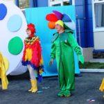 Наша Татьяна Ивановна на открытии нового детского сада